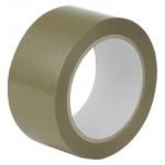 Buff / Brown Polypropylene Packing Tape