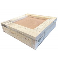 Wooden Vinyl Record Shipping Cases