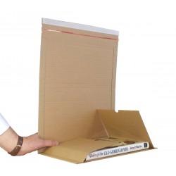 Size 5 - A4 Book Mailer - 302mm x 215mm x 80mm