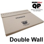 "12"" MusicMax Quick Pack QP2 Vinyl Record Mailers"