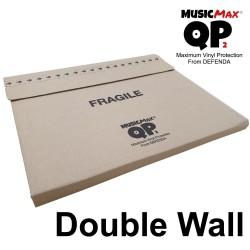 """12"""" MusicMax QP2 LP Vinyl Record Mailers"""