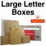 Large Letter Postal Boxes (Royal Mail PiP Boxes)