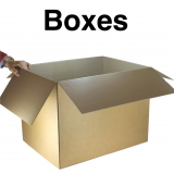 Postal Boxes and Cartons