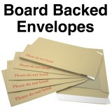 Board Backed Envelopes / Hard Back Envelopes