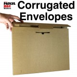 ParcelMax Mailers - Corrugated Cardboard Envelopes