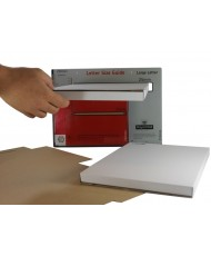 MAXIMUM SIZE Large Letter Postal Boxes - Royal Mail PiP Boxes (347mm x 246mm x 20mm)