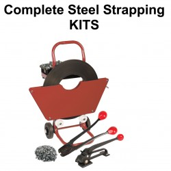 1 x DEF-TSSK (13mm) Steel Pallet Banding Kit
