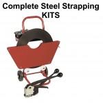 1 x DEF-SSK13 (13mm Kit) Steel Pallet Banding Kit