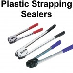 Plastic (Polypropylene) - Hand Pallet Banding / Strapping Sealers