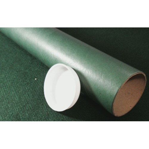 5 Small Brown Cardboard Postal Mailing Tubes Long A//3 Size 330mm x 50mm 2 Diamater x 13 Length Packaging Packing Shipping Postage Poster Document Mailer Rolls FREE Plastic End Caps