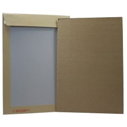 "C3 / A3 Board Backed Envelopes With STIFFENERS (457mm x 324mm 18"" x 12.75"" appx)"