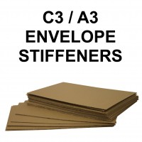 C3 / A3 Envelope Stiffeners / Layer Pads - 439mm x 309mm