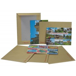 "50 x C6 / A6 PiP Board Backed Envelopes (190 x140mm 7.48 x 5.5"" appx)"