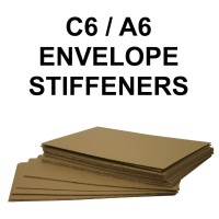 C6 / A6 Envelope Stiffeners / Layer Pads