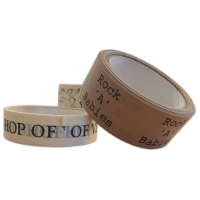 Custom Printed Kraft Paper Packing Tape