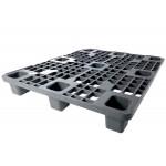 Size D - 1200mm x 1000mm Stackable Plastic Pallets