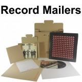 Vinyl Record Mailers