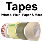 Packing Tapes & Other Adhesive Tapes
