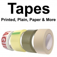 Packing Tapes, Printed Tapes & Custom Printed Tapes