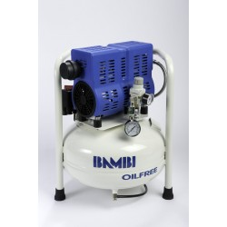 Bambi PT50 Low Noise Air Compressor