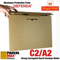 "C2 / A2 ParcelMax Mailers - 458mm x 648mm x 6mm (18.03"" x 25.5"" x 0.23"")"