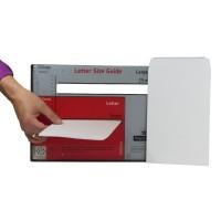 50 x C5 / A5 PiP All Board White Envelopes