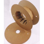 Cardboard Cable Drums / Spools