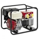 CP6550ESLR - 6.5kVA Long Run Electric Start Frame Mounted Generator