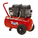 Clarke Shhh Air 100/24 Quiet Run Air Compressor