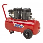 Clarke Shhh Air 100/50 Quiet Run Air Compressor
