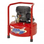 Clarke Shhh Air 50/24 Quiet Run Air Compressor