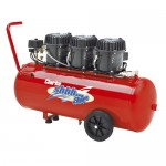 Clarke Shhh Air 150/100 Quiet Run Air Compressor