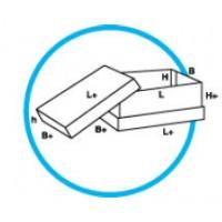 FEFCO 03 Style Boxes