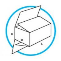 FEFCO 02 Style Boxes