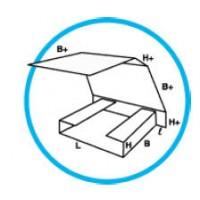 FEFCO 04 Style Boxes