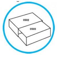 FEFCO 05 Style Boxes