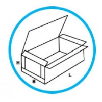 FEFCO 06 Style Boxes