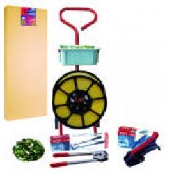 2 x DEF-PPSK10 - Polypropylene Pallet Banding Kit