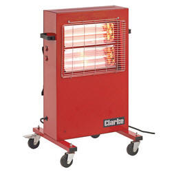 1 x Devil 370P Quartz Halogen Infra-red Heater (230v)