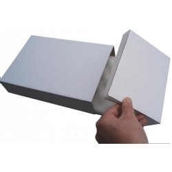 DCDEF-PRO2 - (275mm x 180mm x 55mm) Foam Lined Padded Boxes