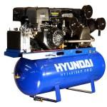 Hyundai HY140150P Petrol Air Compressor.