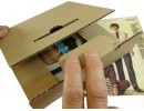 "500 x 7"" MusicMax Vinyl Record Mailers Singles"