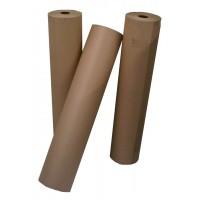 900mm Wide Brown Paper Rolls - Imitation Kraft Paper 88gsm (200m Long)