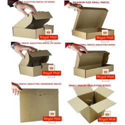 Royal Mail Small Parcel Box Sample Pack