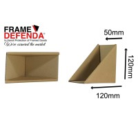 Size B - 50mm Self Gripping Picture Corner Protectors