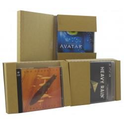 1 x Sample  DEFENDA Multi Media PiP Mailer (Adjustable DVD & Video Game Box)