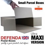 "Royal Mail Small Parcel Boxes (ULTRA MAXI) - (350mm x 160mm x 450mm) 13.77"" x 6.29"" x 17.7"" (appx) - RM-ULTRA-MAXI-SPB"