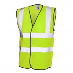 High Visibility Vests - Reflective Safety Vests