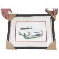 Cardboard Picture Frame Corner Protectors