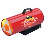 Clarke Devil 650 Propane Space Heater